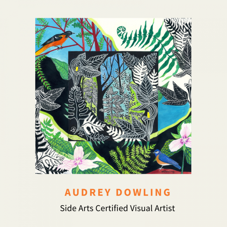 Audrey Dowling [Certified Visual Artist – Westfield, NY]
