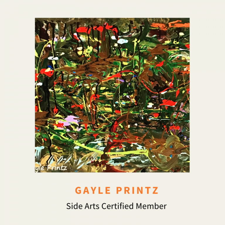 Gayle Printz [Certified Visual Artist – Johns Creek, GA]