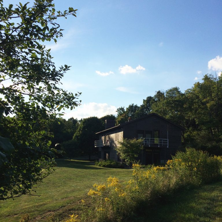 Saltonstall Residency Program (Ithaca, NY) – Call For Artists