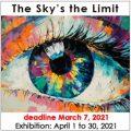 The Sky's The Limit (Laguna Beach, CA) – Call For Artists