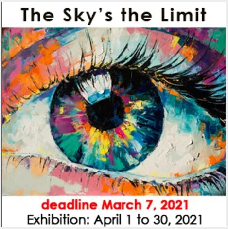 The Sky's The Limit (Laguna Beach, CA) – Call For Artists