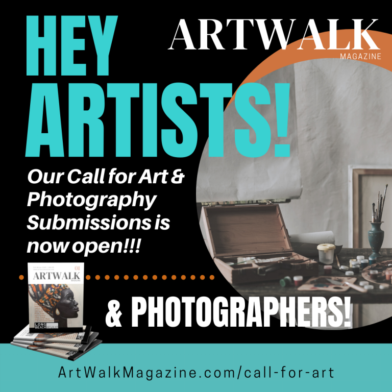 ArtWalk Magazine Summer 2021 Issue – Call For Artists