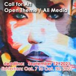 Open Theme / All Media Exhibition (Laguna Beach, CA) – Call For Artists