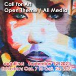 Open Theme / All Media Exhibition (Laguna Beach, CA) – Call For Artists