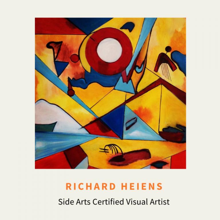 Richard Heiens [Certified Visual Artist – Greenacres, FL]