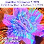 Botanical Art And Illustration (Laguna Beach, CA) – Call For Artists