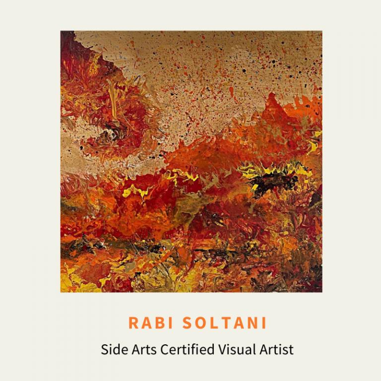 Rabi Soltani [Certified Visual Artist – Irvine, CA]