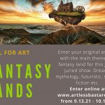 Fantasy Lands Exhibition (West De Pere, WI) – Call For Artists