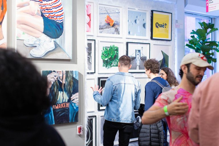 Superfine NYCx3 Is 90% Full – Register Now – Call For Artists