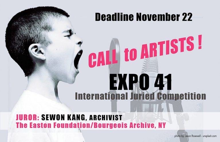 EXPO 41 (Online Art Competition) – Call For Artists