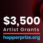 $3,500 Artist Grants (The Hopper Prize) – Call For Artists